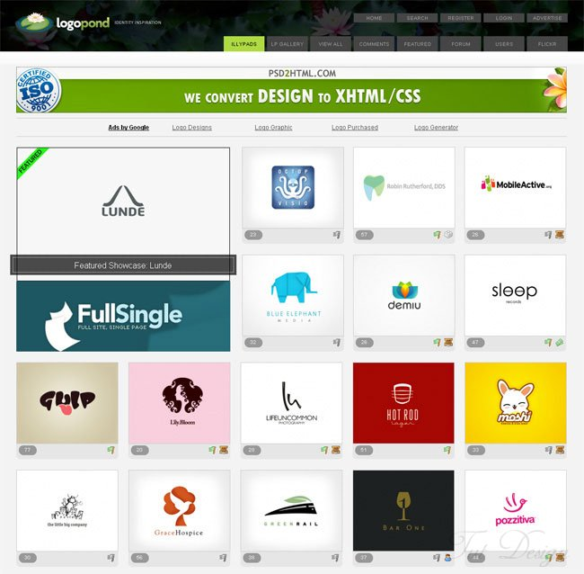нарисовать логотип онлайн бесплатно - фото 7