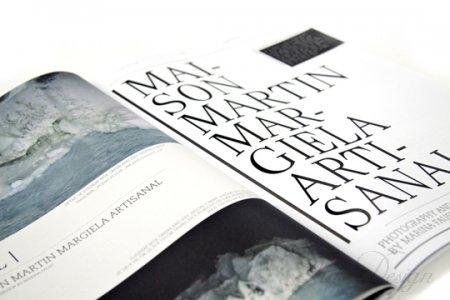 Журнал с потрясающей версткой
