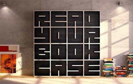 Книги в буквы