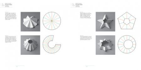 Трёхмерное моделирование из бумаги