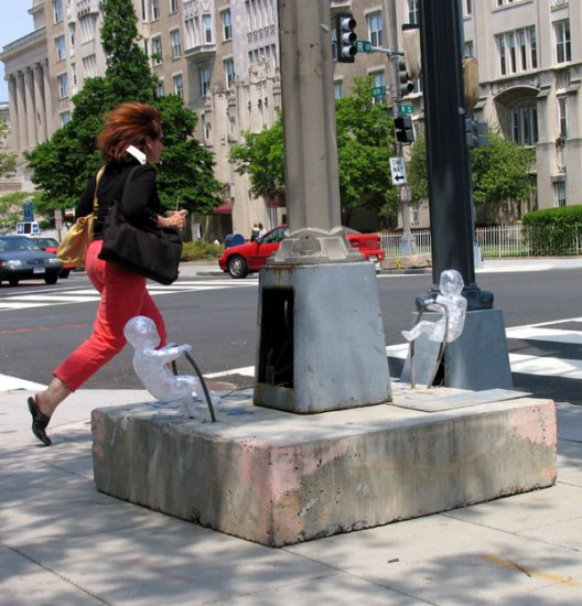 Как создать современную скульптуру?