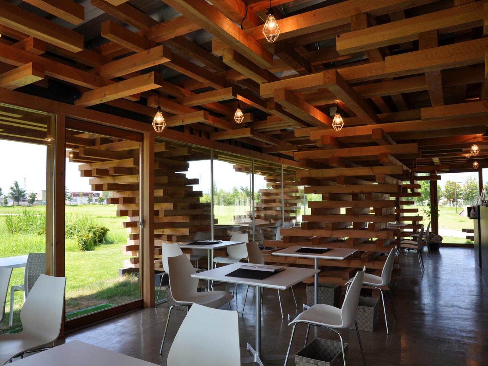 фото деревянных кафе действительности знаем
