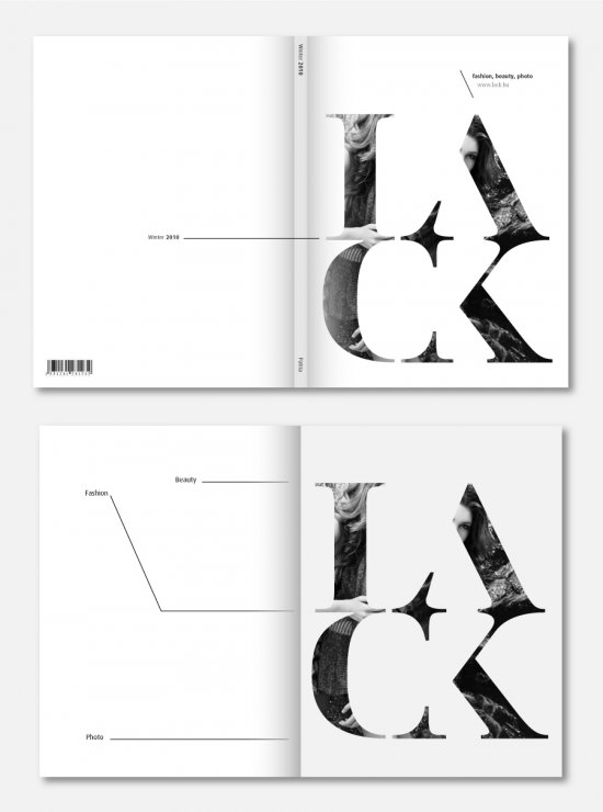 Журнал LACK