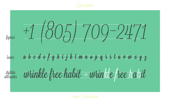 7 лучших бесплатных шрифтов от Lost Type