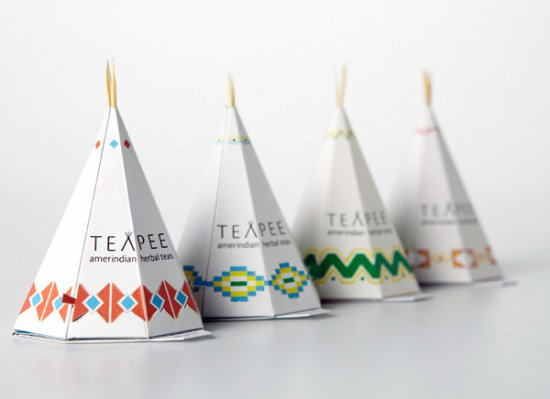 Чай по-североамерикански