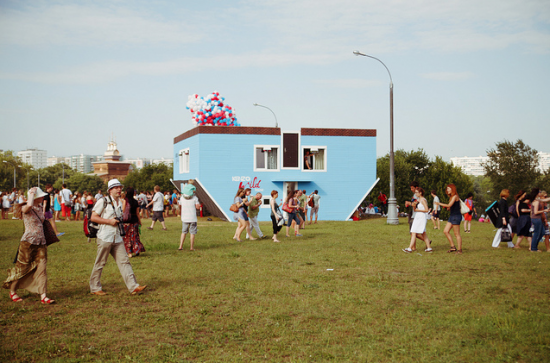 Лето: музыкальные фестивали с арт-душком