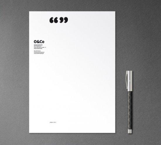 Чистая графика: О&Co