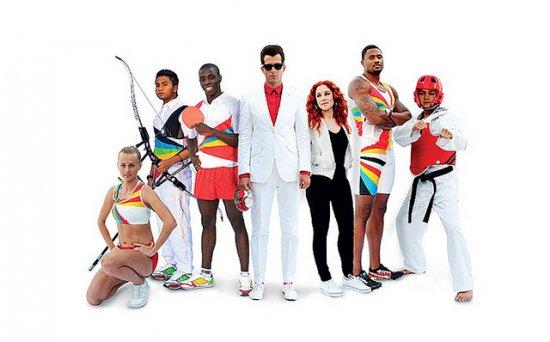 Coca Cola и олимпийский London 2012