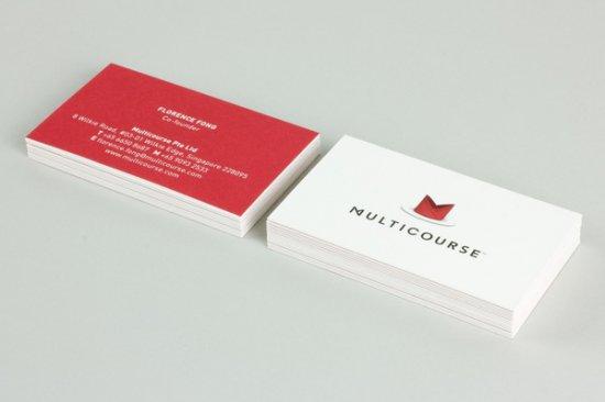 Визитная карточка: Multicourse