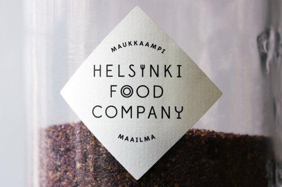 Чистая графика: Helsinki Food Company