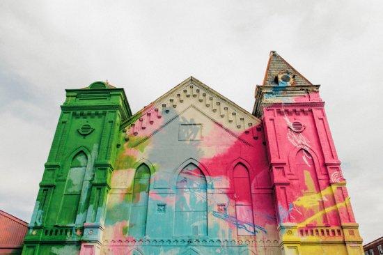 Запятнанная церковь
