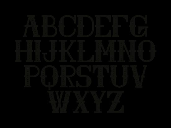 Отдадим в хорошие руки: 3 ретро шрифта