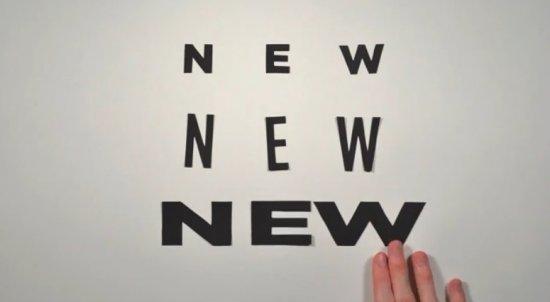 Ре-Анимация  шрифтов