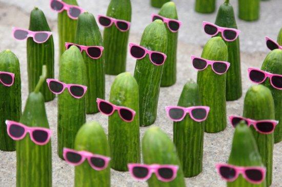 Не будь овощем!