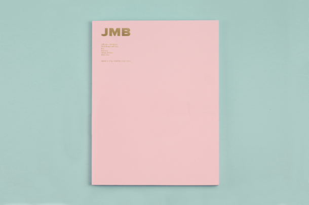 JMB - Cover
