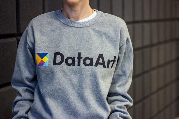 dataart ребрендинг